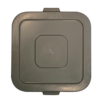Couvercle pour poubelle pru28 gris le magasin des - Couvercle pour poubelle automatique ...